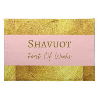 Kitchen Line Table Placemat Shavuot Feast Of Weeks