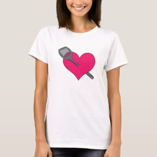 Kitchen Love (pink) T-Shirt