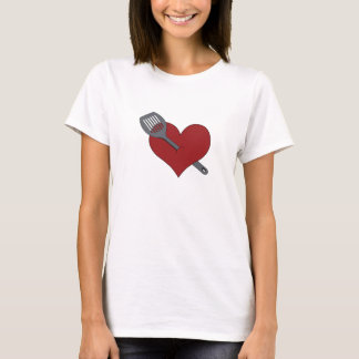 Kitchen Love (red) T-Shirt