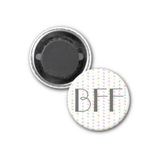 Kitchen Magnet | BFF Best Friends Photo Holder