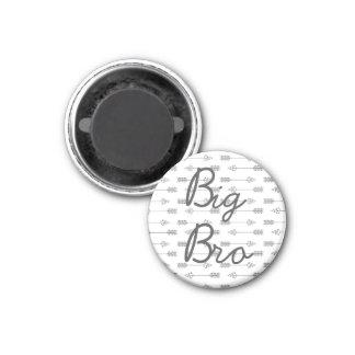 Kitchen Magnet   Big Bro Brother Photo Holder