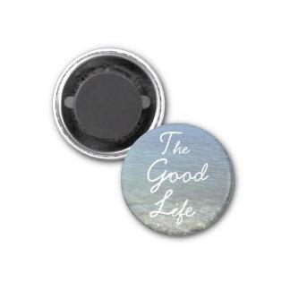 Kitchen Magnet   The Good Life Photo Holder