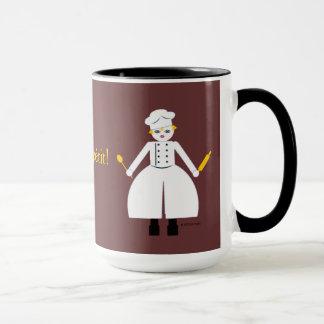 """Kitchen Martzkin """" Bon Appétit!"""" Mug"""