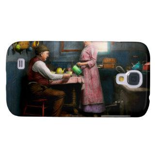 Kitchen - Morning Coffee 1915 Samsung Galaxy S4 Case