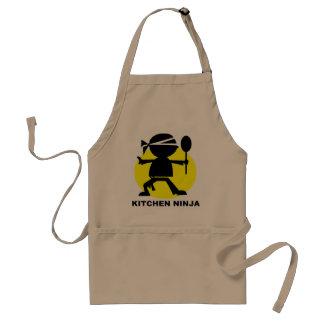 Kitchen Ninja BBQ Apron