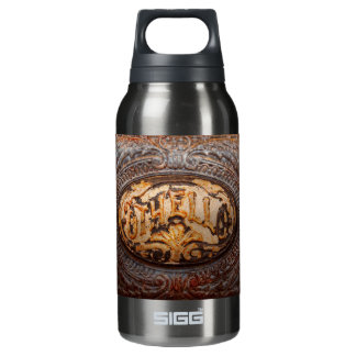 Kitchen - Oven - Careful it's hot Thermos Water Bottle