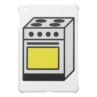 kitchen oven stove icon iPad mini cases