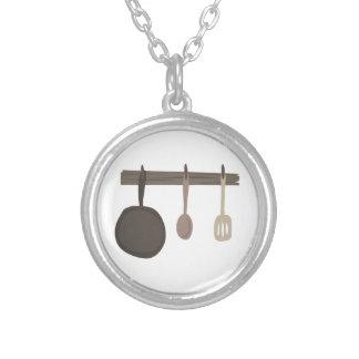 Kitchen Pan Pendant