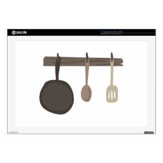 Kitchen Pan Skin For Laptop