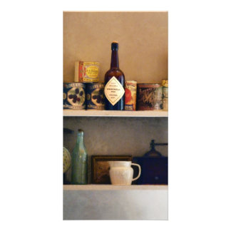 Kitchen Pantry Photo Cards