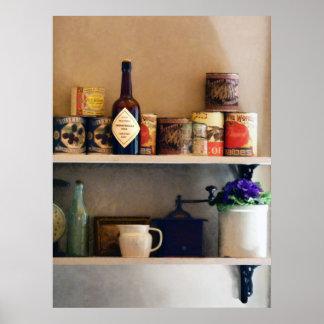 Kitchen Pantry Poster