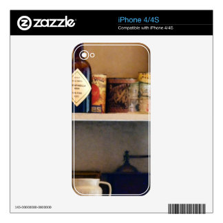 Kitchen Pantry Decal For The iPhone 4S