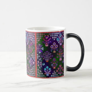Kitchen Patchwork Morphing Mug