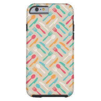 Kitchen pattern 3 iPhone 6 case