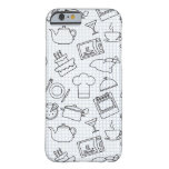 Kitchen Pattern 4 Barely There iPhone 6 Case