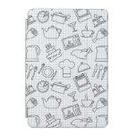 Kitchen Pattern 4 iPad Mini Cover