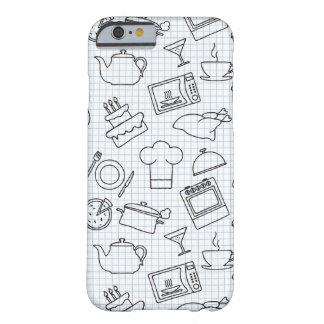 Kitchen Pattern 4 iPhone 6 Case