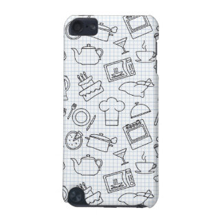 Kitchen Pattern 4 iPod Touch 5G Cover
