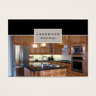 kitchen business cards & templates | zazzle