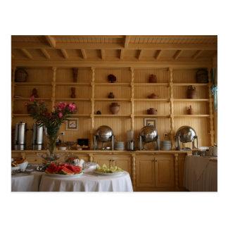 Kitchen Postcard