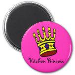 Kitchen Princess Magnet