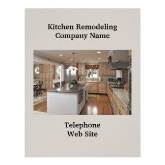 Kitchen Remodeler3 Business Flyer