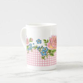 Kitchen Rose bonechina mug