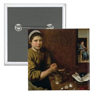 Kitchen Scene Button