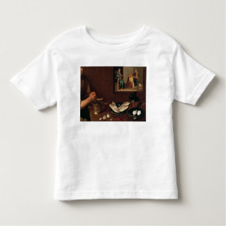 Kitchen Scene with Christ Toddler T-shirt
