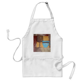 Kitchen Series Painting 2 Adult Apron