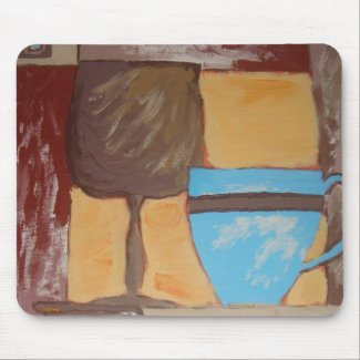 Kitchen Series Painting 2 Mouse Pads