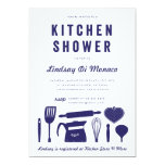 Kitchen Shower   Bridal Shower Invitation Template