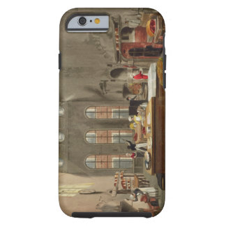 Kitchen, St. James's Palace, engraved by William J Tough iPhone 6 Case
