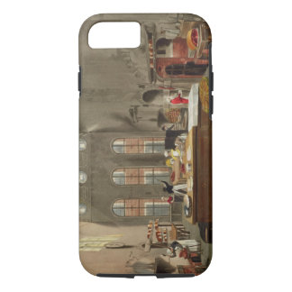 Kitchen, St. James's Palace, engraved by William J iPhone 7 Case