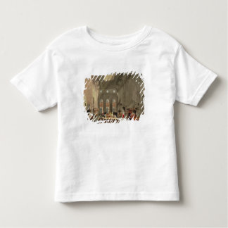 Kitchen, St. James's Palace, engraved by William J Toddler T-shirt
