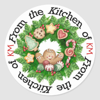 Kitchen Sticker - SRF
