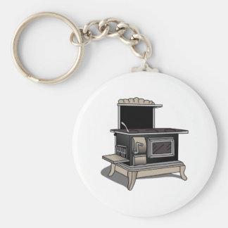 Kitchen Stove Keychain