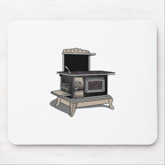 Kitchen Stove Mouse Pad