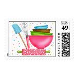Kitchen Supplies Baking Postage Stamps