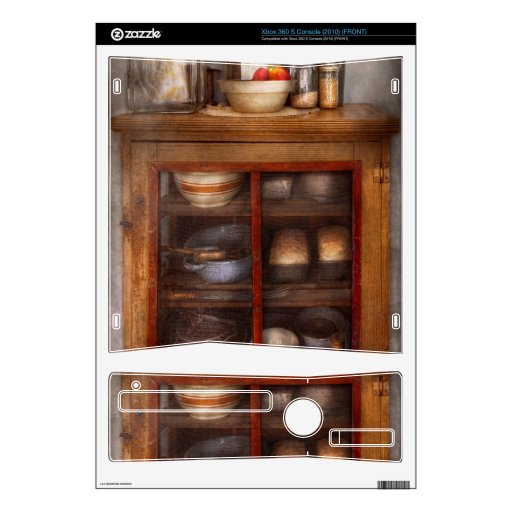 Kitchen - The cooling cabinet Xbox 360 S Skin