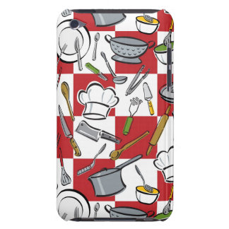 Kitchen Tools Check Case-Mate iPod Touch Case