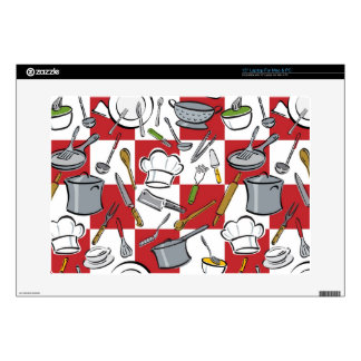 Kitchen Tools Check Laptop Decal