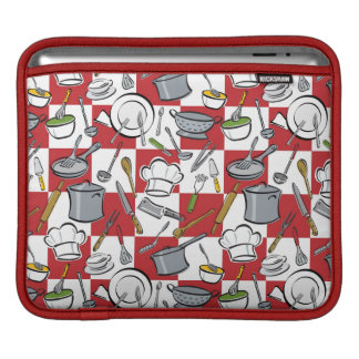 Kitchen Tools Check Sleeve For iPads