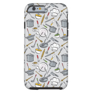 Kitchen Tools Pattern iPhone 6 Case