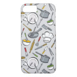 Kitchen Tools Pattern iPhone 8/7 Case