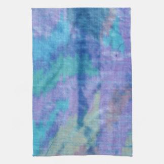 Kitchen Towel--Blue Silk