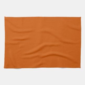 Kitchen Towel - Burnt Orange