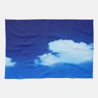 KITCHEN TOWEL - CLOUDS