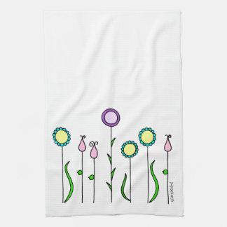 Kitchen towel flower discount/Flowerbed Kitchen
