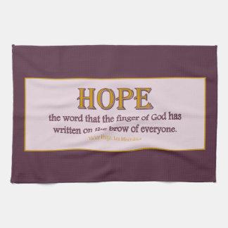Kitchen Towel: Hope Towel